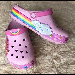 Girl's Crocs Shoes clogs